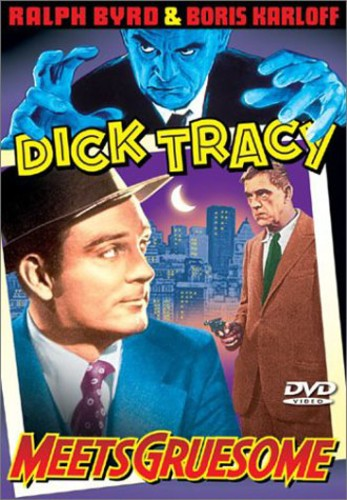 Dick Tracy Meets Gruesome