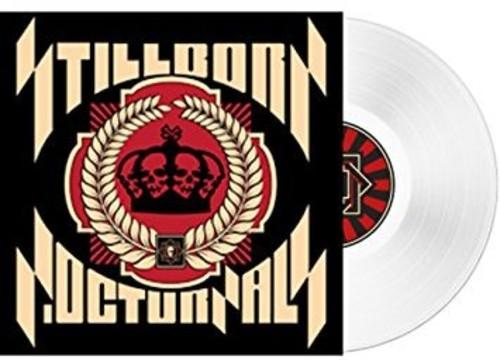 Stillborn - Nocturnals [Limited Edition White LP]