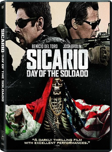 Sicario [Movie] - Sicario: Day Of The Soldado