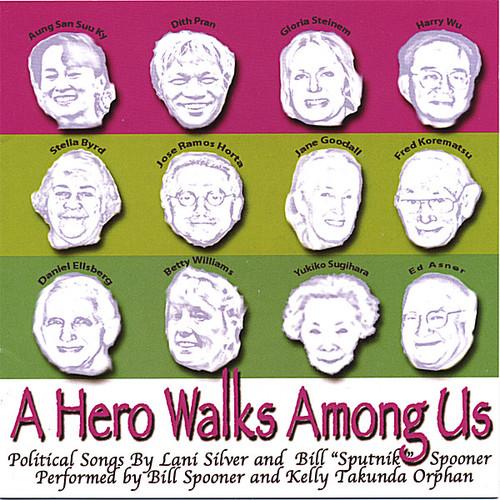 Hero Walks Among Us