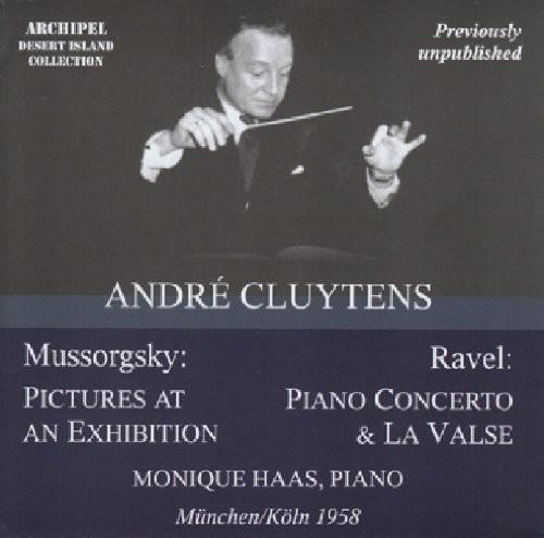 Piano Concerto & la Valse /  Pictures at Exhibition