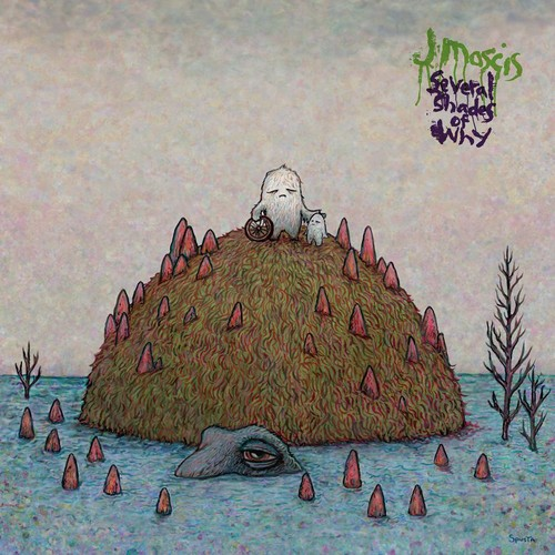 J Mascis - Several Shades Of Why [Colored Vinyl]