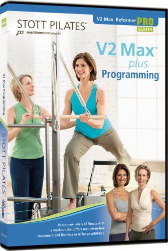 Stott Pilates: V2 Max Plus Reformer Programming