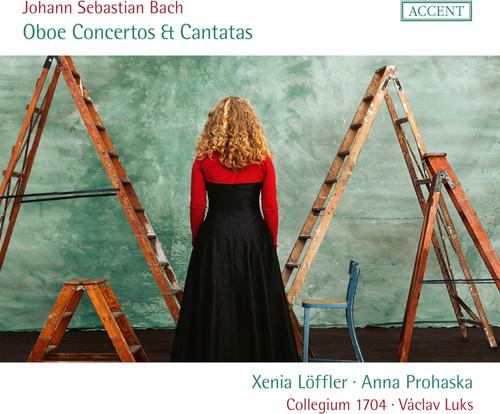 Oboe Concertos & Cantatas