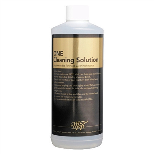 - One Record Cleaning Fluid 16Oz