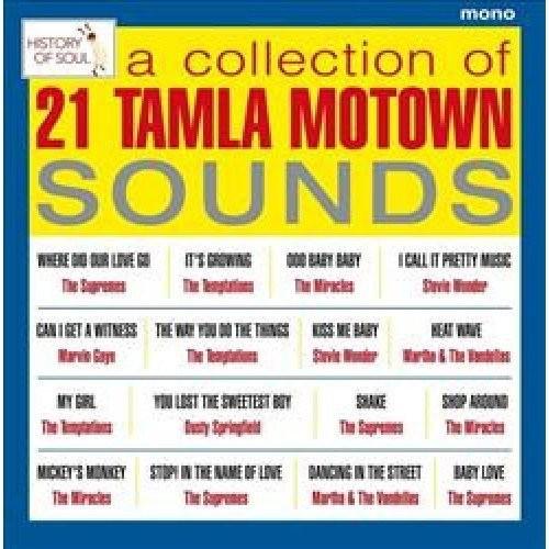 Tamla Motown: Live In Europe 1965 /  Various [Import]