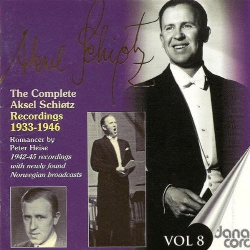 Complete Aksel Schiotz Recordings 8