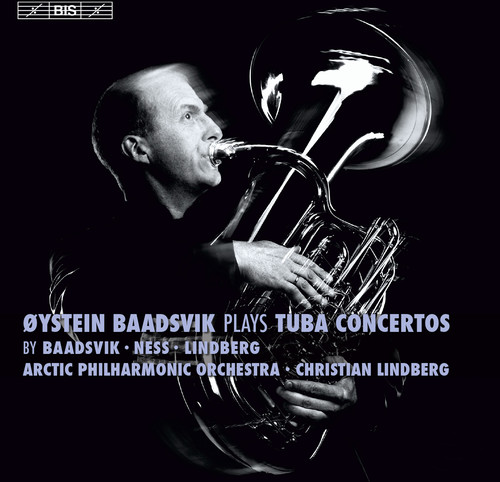 OYSTEIN BAADSVIK - Oystein Baadsvik Plays Tuba Cons (Hybr)