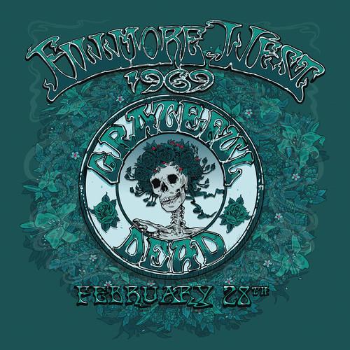 Grateful Dead - Fillmore West, San Francisco, Ca 2/28/69 [Rhino Summer of 69 Exclusive 5LP]
