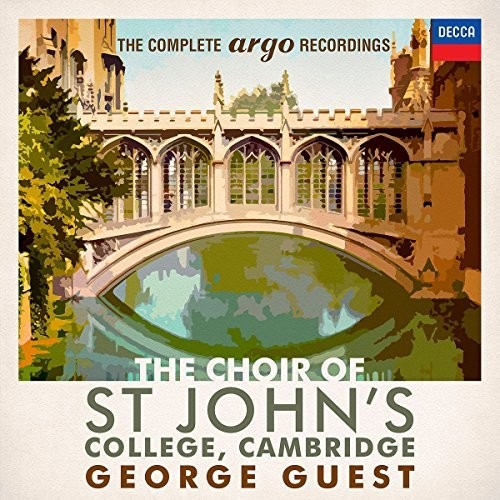 Choir of St John's College Cambridge: The Complete