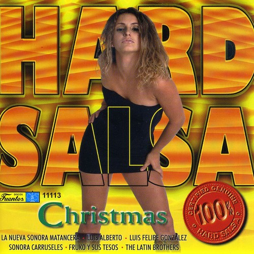 Hard Salsa Christmas