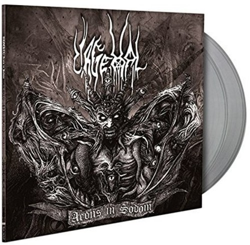Aeons in Sodom (Clear Vinyl) [Import]