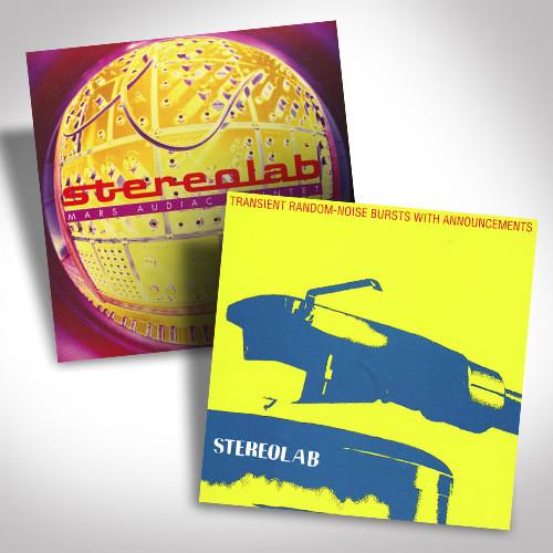 Stereolab Vinyl Bundle