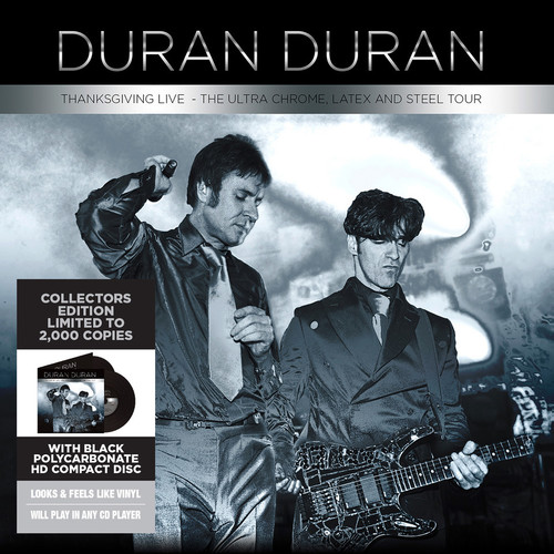 Duran Duran - Ultra Chrome Latex And Steel Tour [Limited Edition]