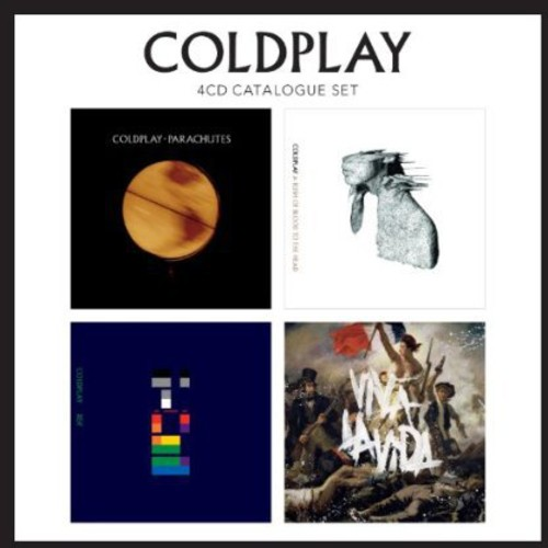 Coldplay - 4 Cd Catalogue Set [Import]