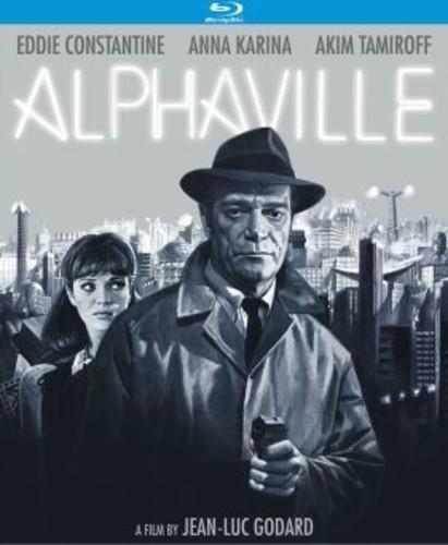 Alphaville (Une Etrange Aventure de Lemmy Caution)