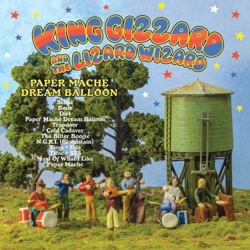King Gizzard & The Lizard Wizard - Paper Mache Dream Ballon