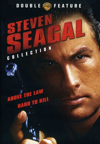 Steven Seagal Collection: Above the Law /  Hard to Kill