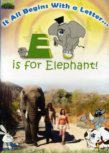 E - Is for Elephant