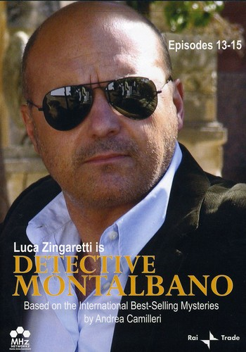 Detective Montalbano: Episodes 13-15