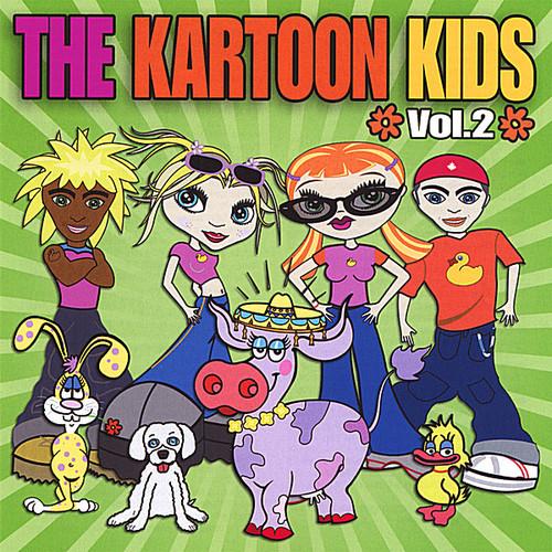 Kartoon Kids 2
