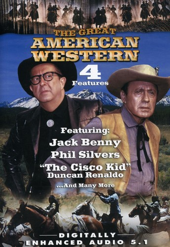 The Great American Western: Volume 38