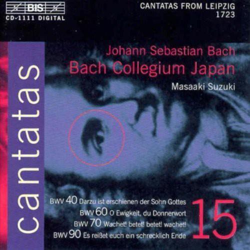 Cantatas 15