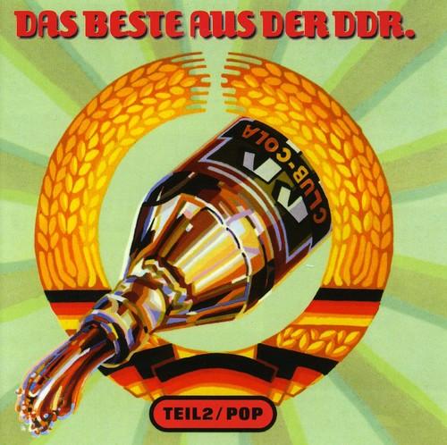 Das Beste Aus Der DDR Teil 2 Pop /  Various [Import]