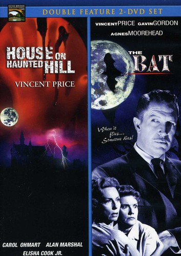 House on Haunted Hill /  The Bat