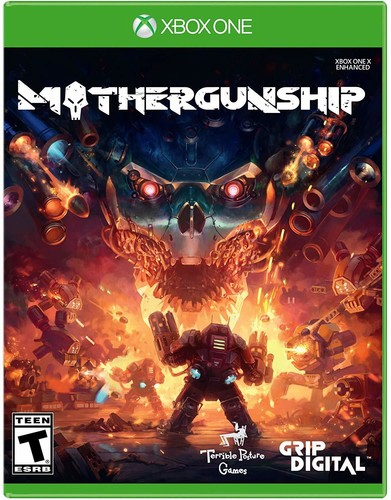 - Mothergunship for Xbox One
