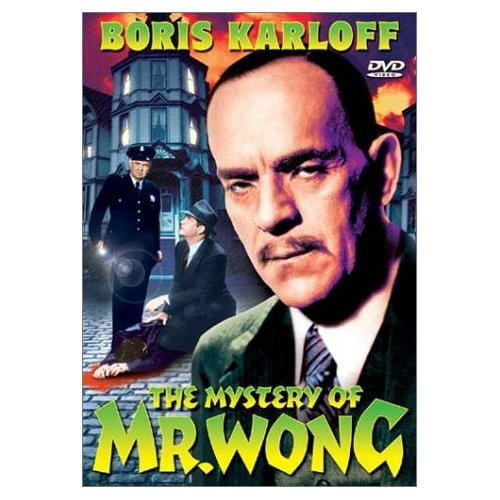 The Mystery of Mr Wong