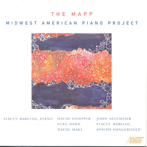 Midwest American Piano Music