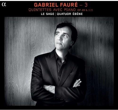 Piano Quintets Opp. 89 & 115