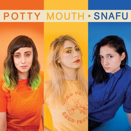 Potty Mouth - Snafu (Blue)