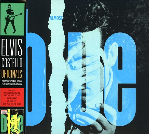 Elvis Costello - Almost Blue