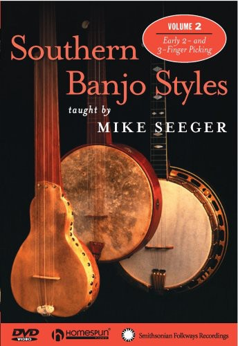 Southern Banjo Styles: Two Songs