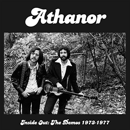 Inside Out: The Demos 1973-1977