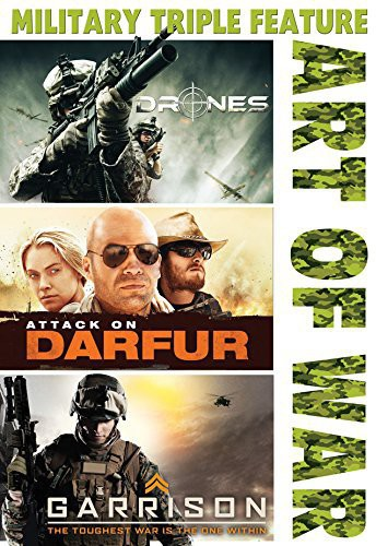 Art of War - Military Triple Feature