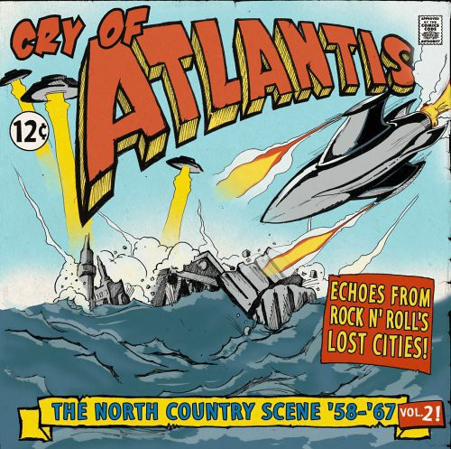 Cry Of Atlantis