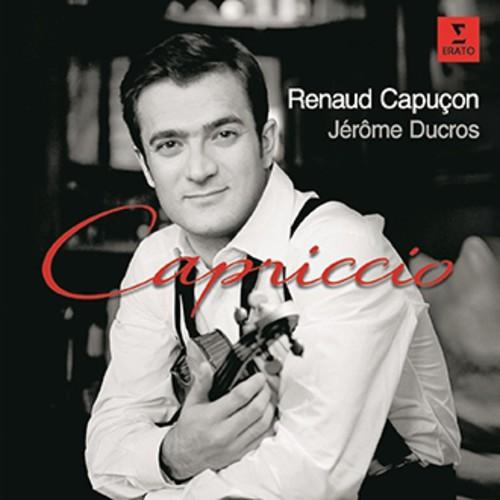 Capriccio-Works for Violin & Piano
