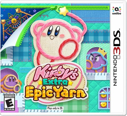 3Ds Kirby's Extra Epic Yarn - Kirby's Extra Epic Yarn