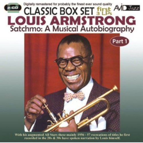 Satchmo: A Musical Autobiography, Vol. 1