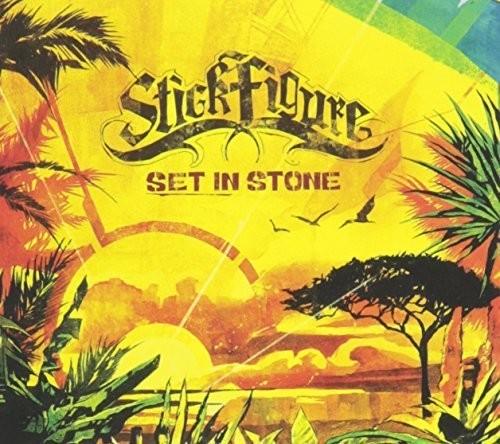 Stick Figure - Set In Stone [Digipak]