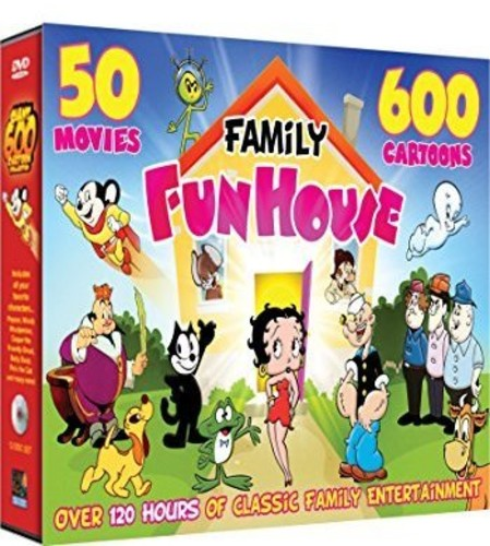 Family Funhouse - Film and TV Treasures