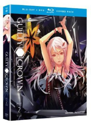 Guilty Crown: Complete Series Part Two
