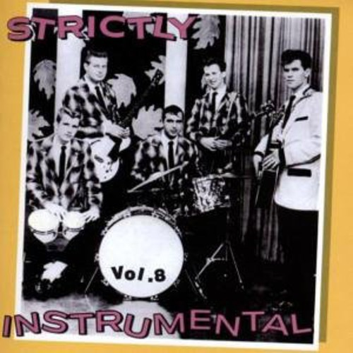 Strictly Instrumental, Vol. 8