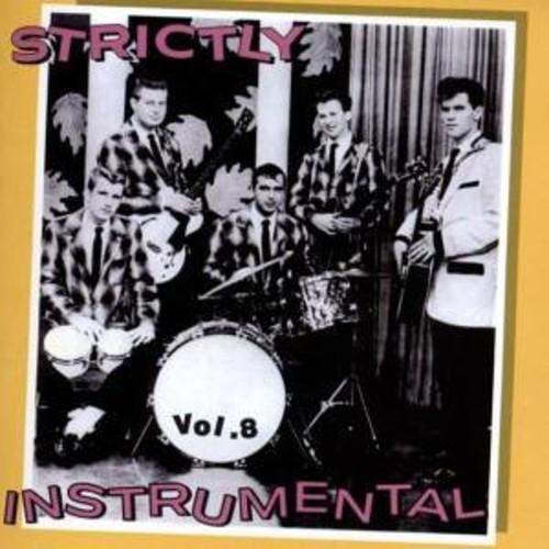 Strictly Instrumental, Vol. 8