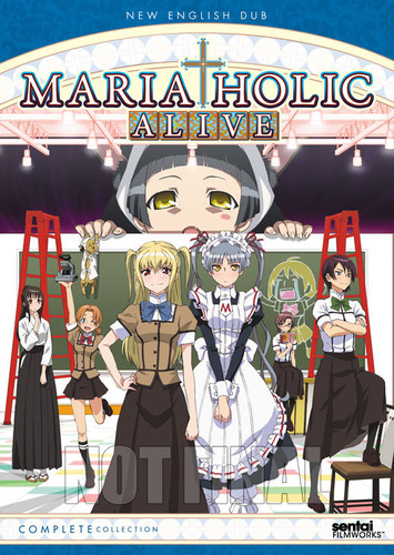 Maria Holic Alive! Complete Collection