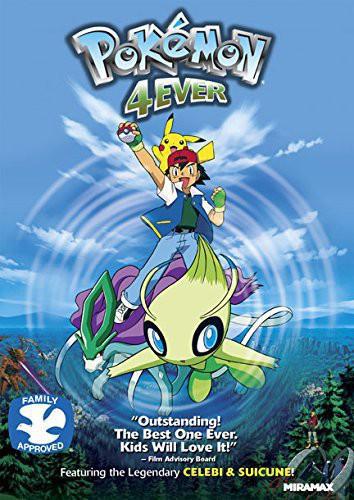 Pokemon 4 Ever