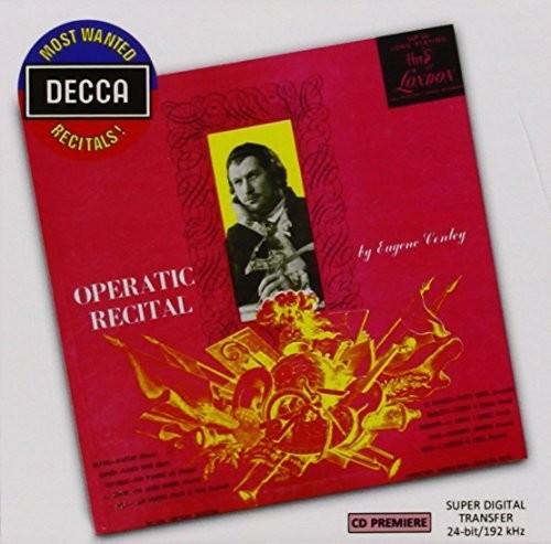 Most Wanted Recitals: Operatic Recital By Eugene